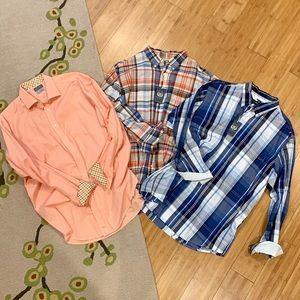 Bundle Men's XL dress shirts
